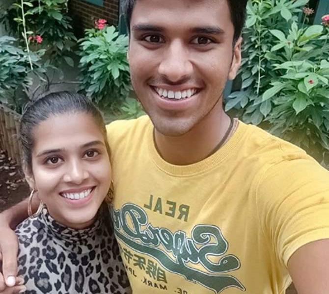 वाशिंगटन सुंदर की बहन शैलजा ने क्रिकेटर के लिए किया ये शानदार पोस्ट