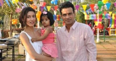 मनोज बाजपेयी ने इस मुस्लिम एक्ट्रेस से की थी दूसरी शादी, खूबसूरत है एक्टर की लव स्टोरी की कहानी