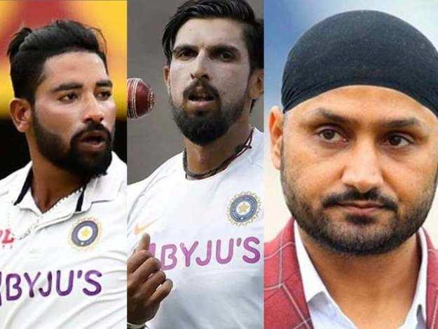Wtc Final: फाइनल से पहले हरभजन सिंह ने कहा ईशांत शर्मा की जगह इस युवा गेंदबाज को मिले मौका