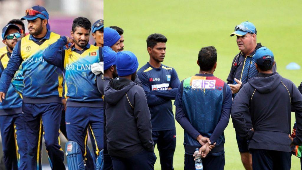 तीसरे वनडे से पहले श्रीलंका के लिए आई बुरी खबर, आईसीसी ने पूरी टीम पर लगाया जुर्माना