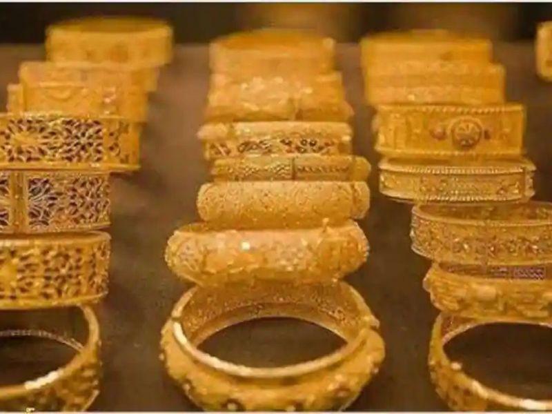 Gold Price : अब 27393 रुपये में मिल रहा है एक तोला सोना, लगातार जारी है गिरावट, जानिए 10ग्राम गोल्ड का रेट