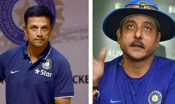 राहुल द्रविड़ ने किया कोच बनने से इंकार तो ये 3 खिलाड़ी ले सकते हैं रवि शास्त्री की जगह