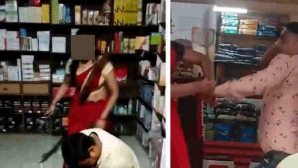 Bjp नेता ने दोस्त की पत्नी को सम्बंध बनाने का डाला दबाव, महिला ने की चप्पल से पिटाई