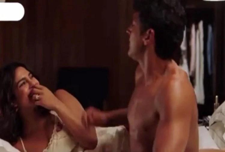 प्रियंका चोपड़ा के बेडरूम का जबरदस्त रोमांटिक वीडियो हुआ लीक, तेजी से वायरल हो रहा Video