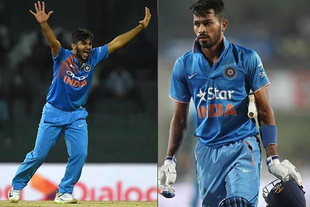 &Quot;हार्दिक पंड्या की जगह शार्दुल ठाकुर होंगे भारतीय टीम का हिस्सा&Quot;