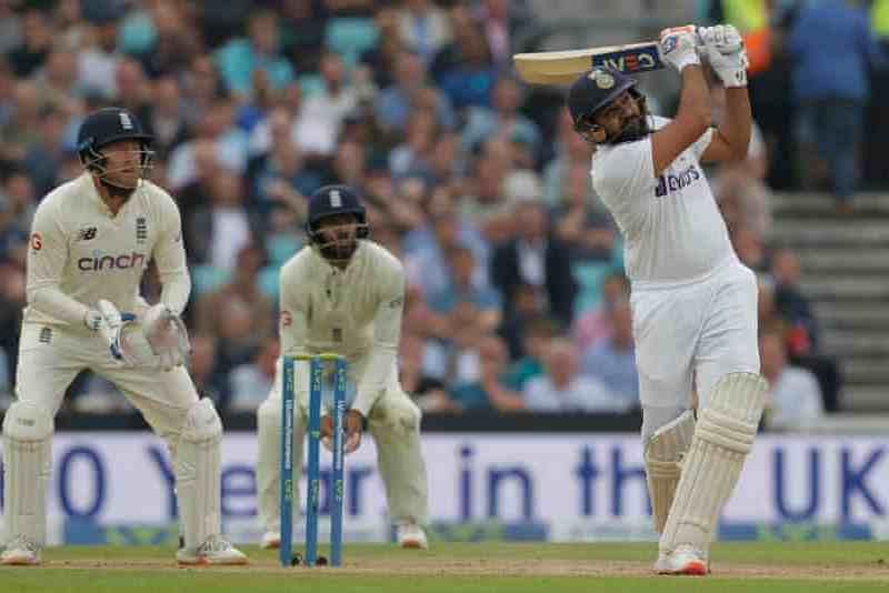 Eng Vs Ind: इंग्लैंड के गेंदबाजो ने रोहित शर्मा के शरीर पर मारे हैं बहुत सारे गेंद, चोट के निशान देख भर आयेंगी आंखे