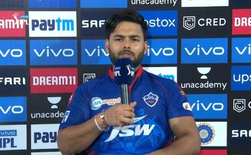 Dc Vs Srh: ऋषभ पंत ने शिखर धवन और श्रेयस अय्यर को नजरअंदाज कर इन्हें दिया हैदराबाद के खिलाफ जीत का पूरा श्रेय