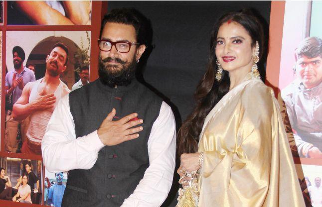 रेखा के साथ सभी स्टार करना चाहते हैं काम, फिर आमिर खान ने कभी क्यों नहीं किया काम