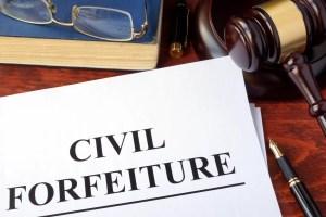 Civil Forfeitures in Las Vegas