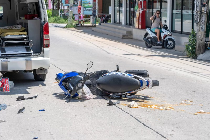 Motorcycle Accident Lawyer Las Vegas