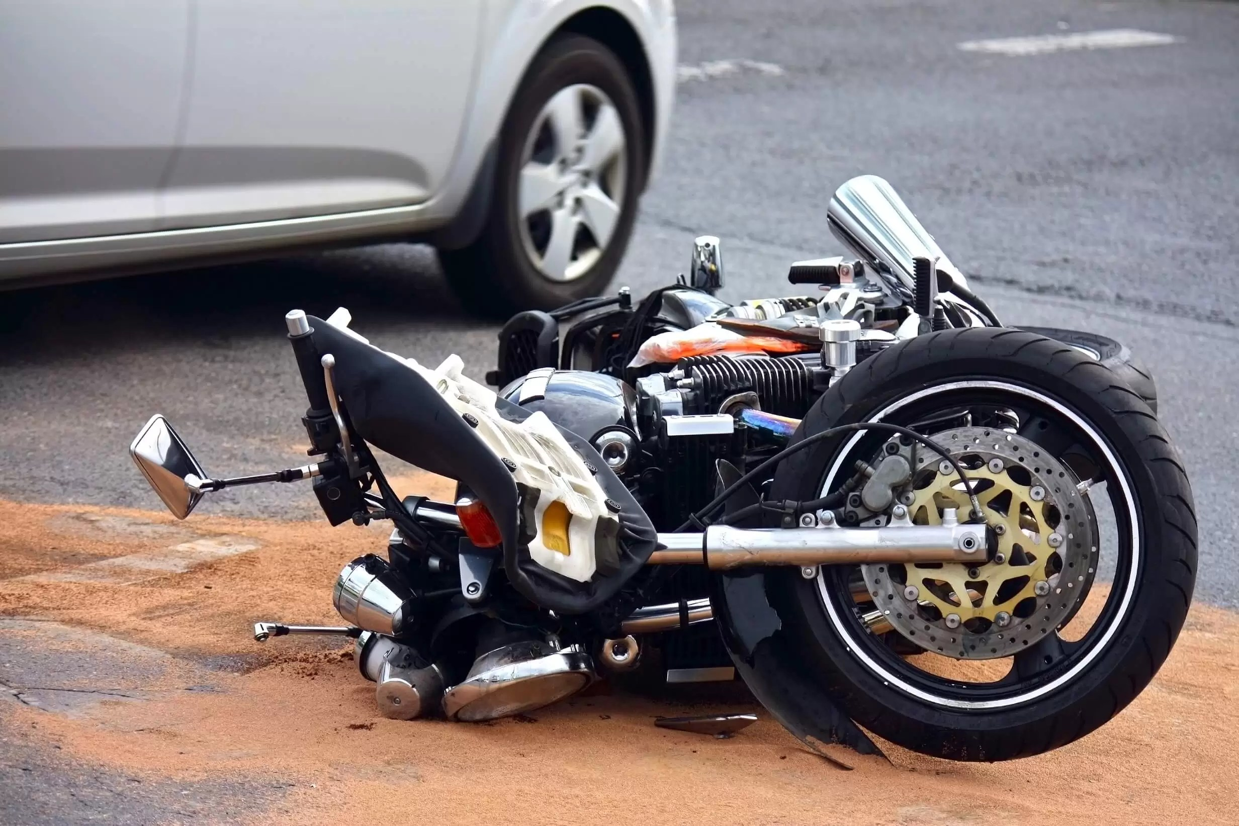 Common Places For Motorcycle Accidents
