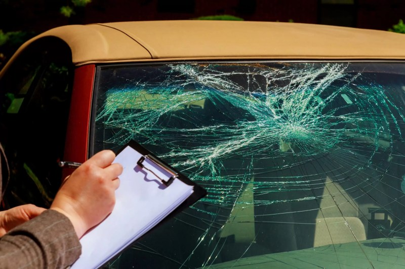 Vehicle Accident Insurance Claim