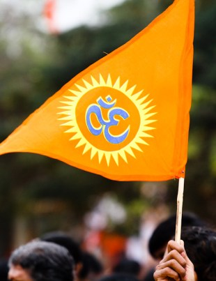 Stand for Hinduism