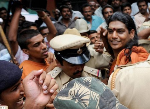 Swami Nithyananda was Targeted by Media