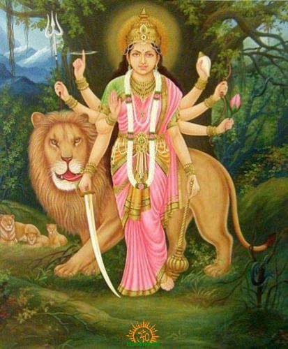 Sri-Durga-Devi