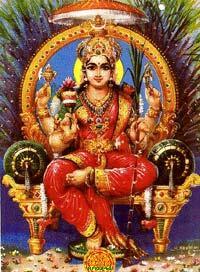 Gauri mata – Goddess Gowri