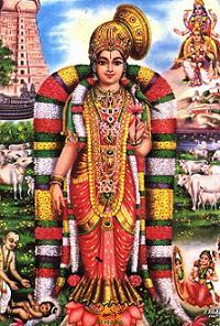 Goddess Andal