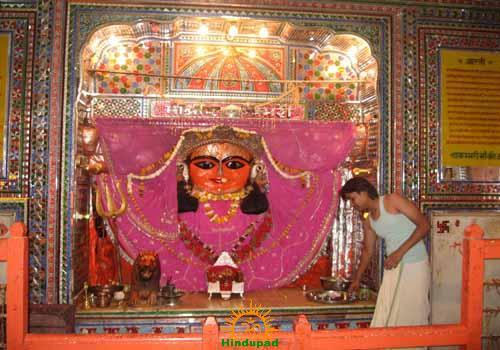 shakambari-deity