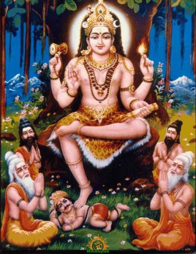Lord Dakshinamurthy