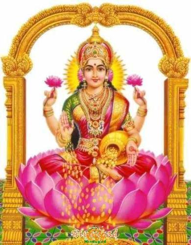 goddess lakshmi photo
