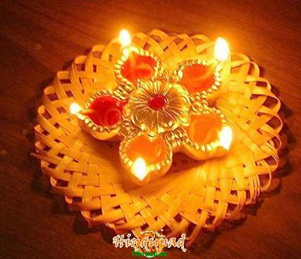 diwali wishes from Hindupad