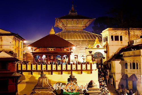 Pashupathnath Temple in Kathmandu Nepal
