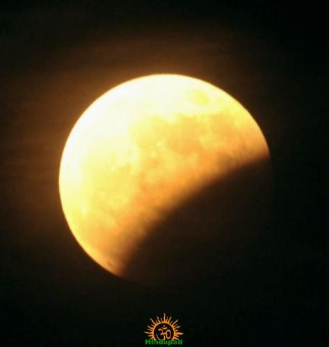 lunar eclipse june 2012 in japan