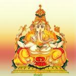 Haridra Ganapati, 21st Form of Ganesha