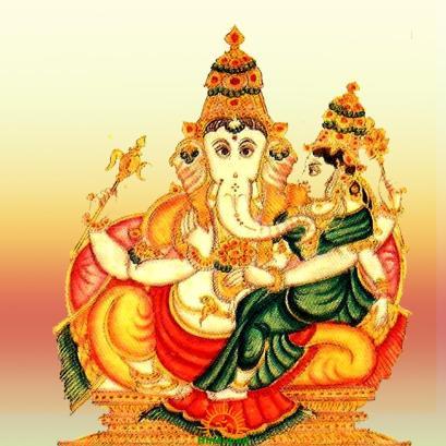 Shakti Ganapati Shakti Ganesha