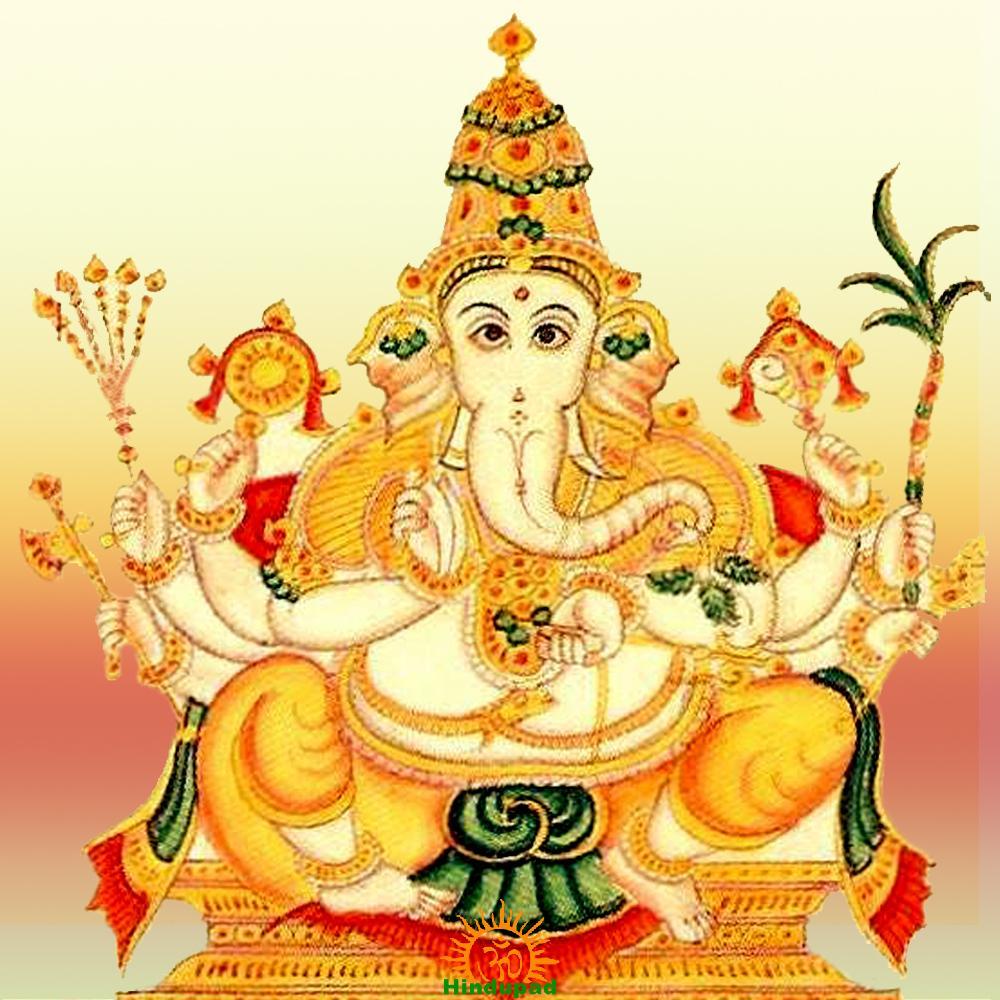 Vighna Ganapati, Ganesha as the Lord of Obstacles - HinduPad