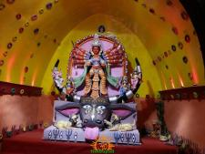 BE Block Durga Puja