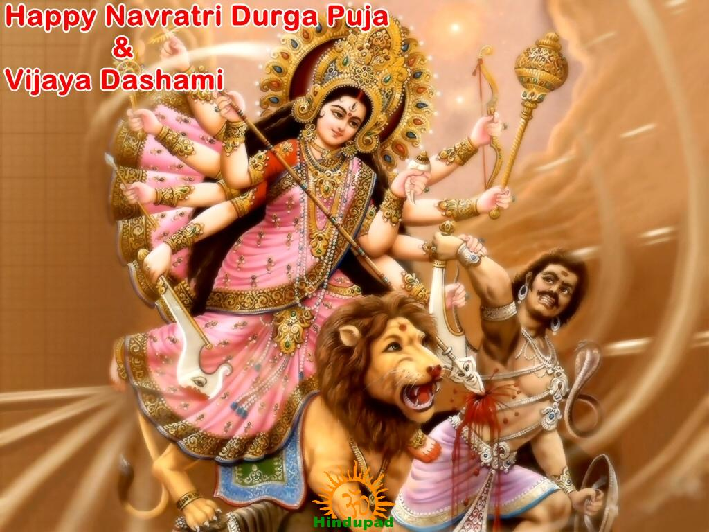Navratri wallpapers dussehra wallpapers greeting cards hindupad tags durga puja kristyandbryce Image collections