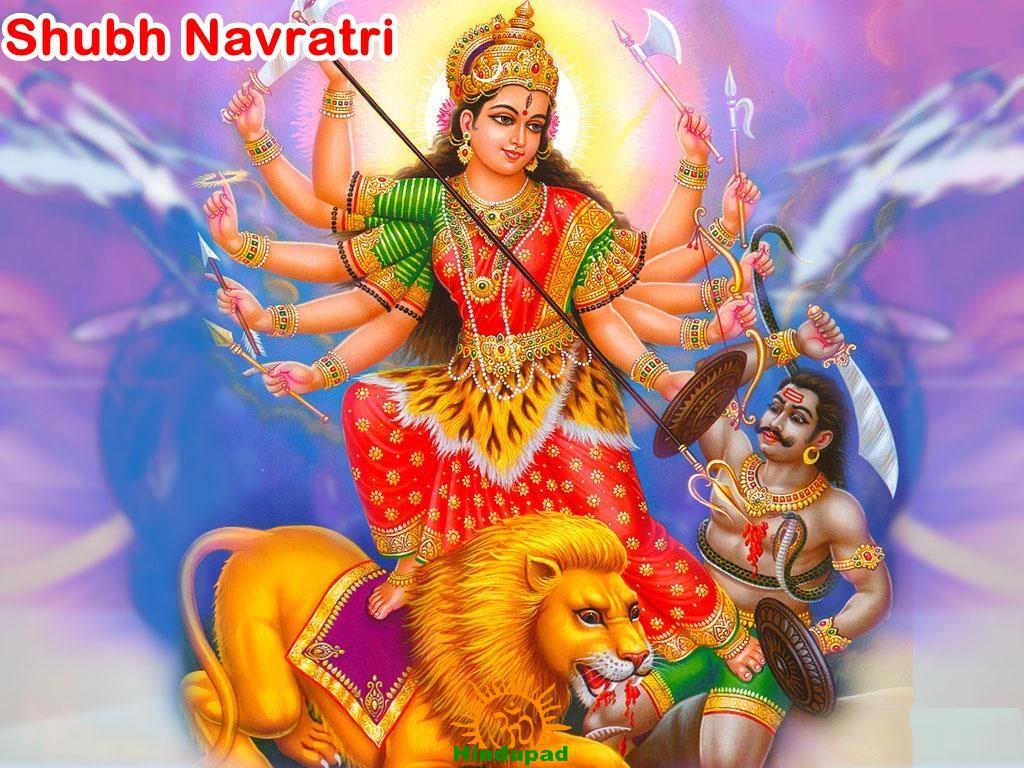 Navratri Wallpapers Dussehra Wallpapers Greeting Cards Hindupad
