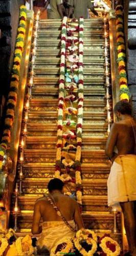 18 Steps in sabarimala ayyappa temple