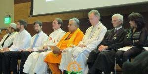 Multi-faith service for Connecticut victims at UNR