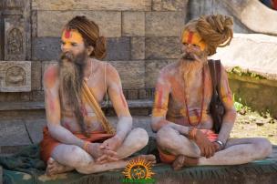Sadhus, Babas at Kumbh Mela 2013