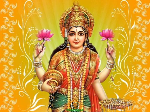 Varalakshmi Vratham Procedure PDF Download (Pooja Vidhi with Mantras