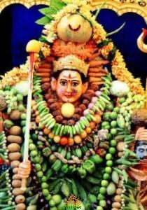 Goddess Shakambari