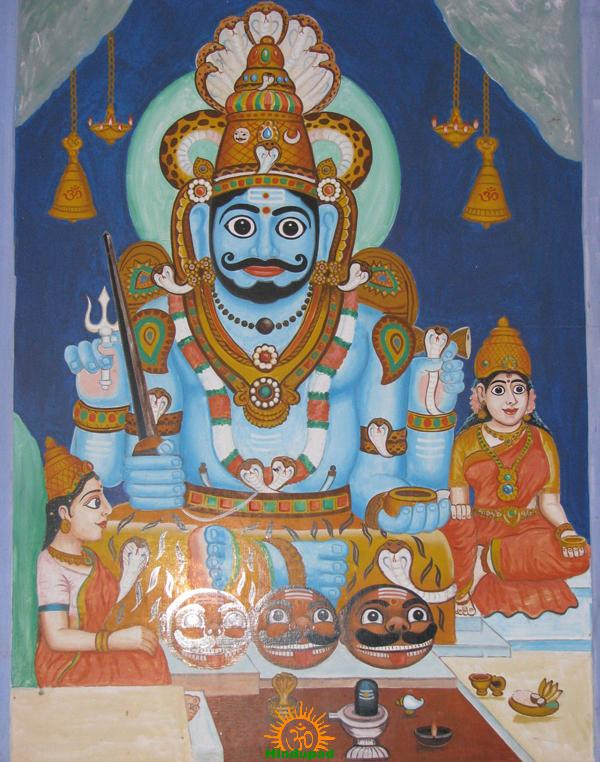 Komuravelli Temple
