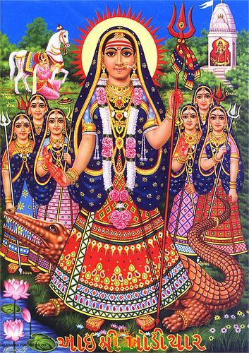 Shri Khodiyar Mata