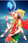 Varaha Avatara of Lord Vishnu