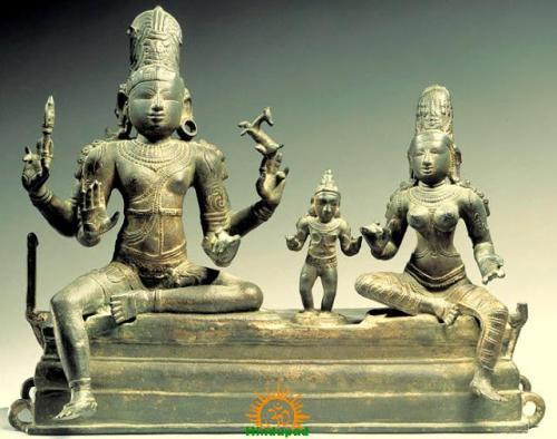 Somaskanda Murthi, Lord Shiva