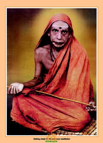 Image result for sri chandrashekarendra saraswati