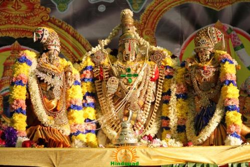 Srinivasa Kalyanam in Reading UK