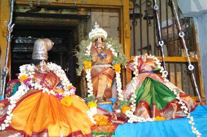 Varadharaja Perumal Temple in Tirunelveli