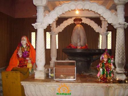 Adi Shankaracharya Samadhi at Kedarnath