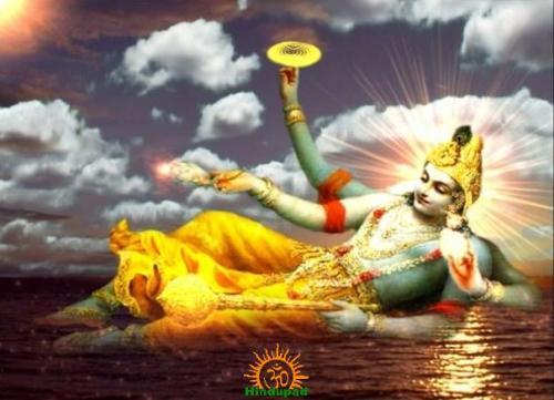 Ananta Sayana Vishnu