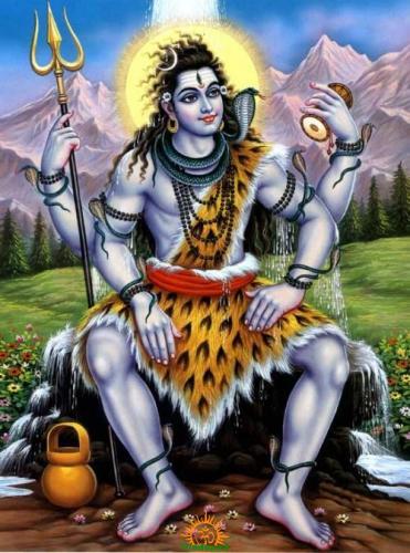 Shiva Jalabhishekam