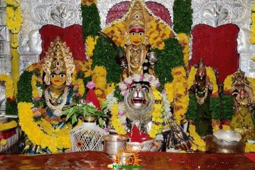 Ujjaini Mahankali Temple Secunderabad