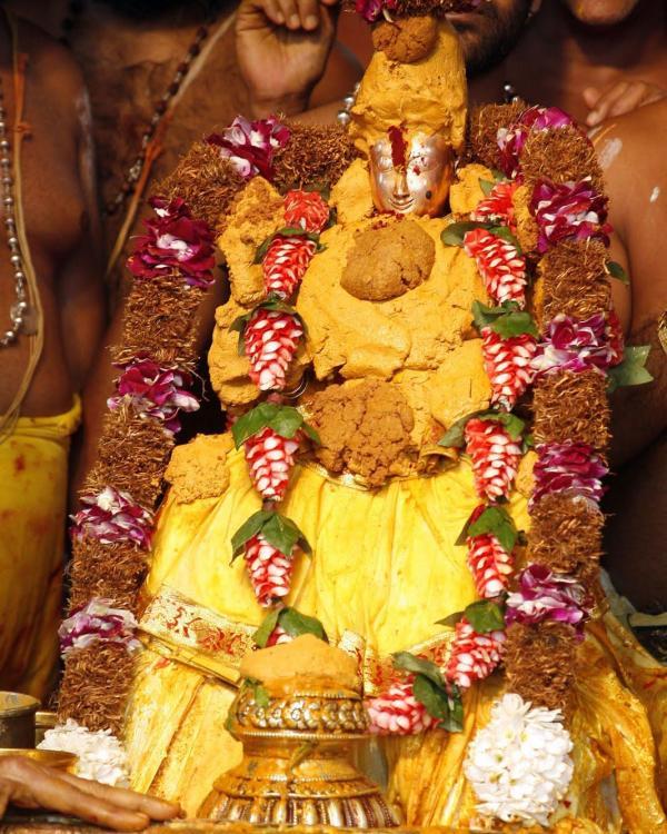 Tiruchanur Padmavathi Ammavaru